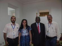 médicos cubanos en Guinea Conkry