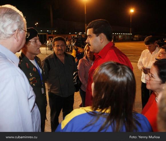 Maduro resaltó el poder de convocatoria del ALBA para emprender acciones para la paz y la vida. Foto: MINREX