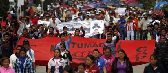 Ratifican acuerdo de asistencia técnica por caso de estudiantes desaparecidos en Iguala