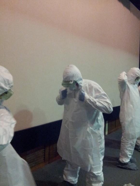 medicos cubanos en liberia ebola1