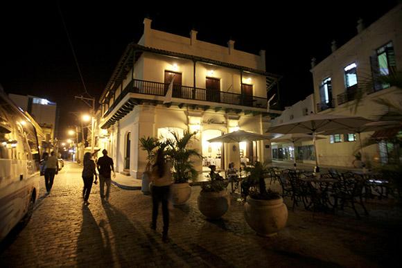 Hostal Camino de Hierro, Camagüey. Foto: Ismael Francisco/ Cubadebate.