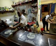 Bar Yesterday. Foto: Ismael Francisco/ Cubadebate.