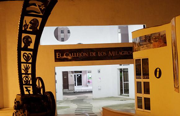 Callejon de los Milagros. Foto: Ismael Francisco/ Cubadebate.