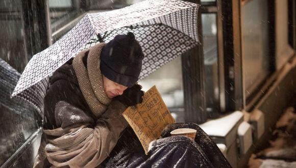 pobreza en Nueva York