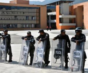 policias mexicanos