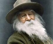 Walt Whitman en 1887