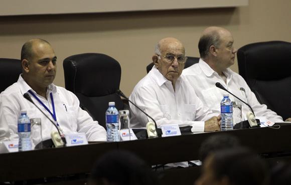 Técnicos y especialistas reunidos en La Habana contra el ébola