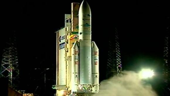 satélite argentino