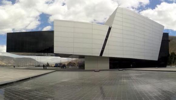 sede de UNASUR en Ecuador