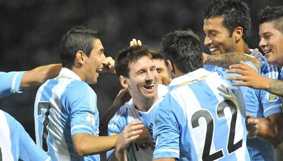 El equipo argentino alacanzó el segundo puesto en la más reciente cita mundialista. Foto / FIFA.