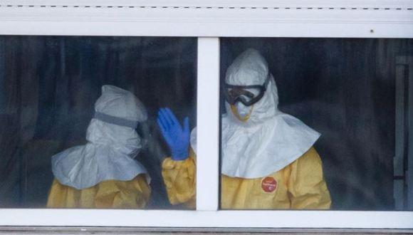 teresa romero enferma de ébola en España