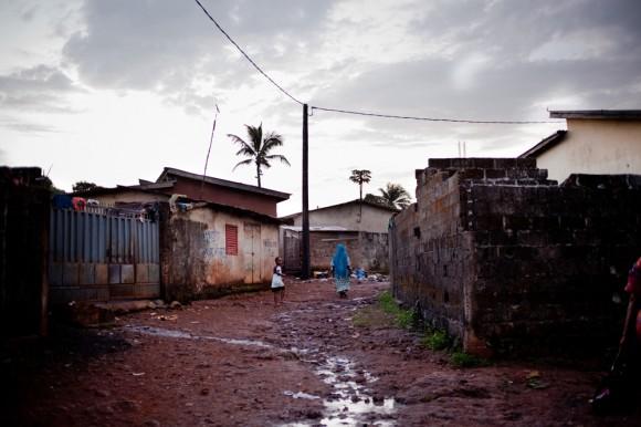 Surviving Ebola, Guinea Conakry, October 2014