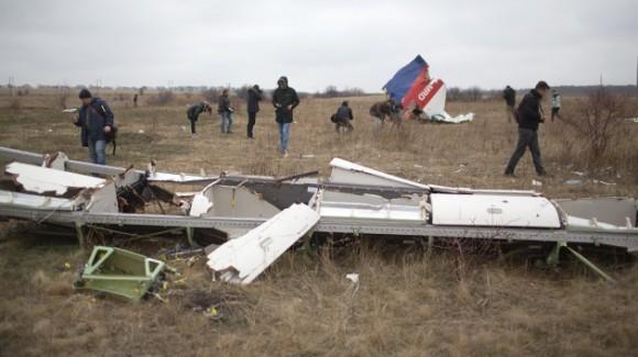 Rusia insta a EE.UU a publicar las imágenes por satélite de la tragedia del MH17