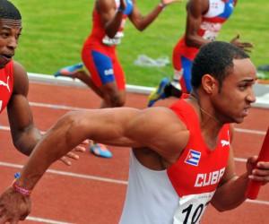 Atletas cubanos compiten por boleto olímpico en Mundial de relevos
