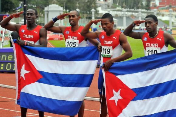 Jornada dorada para Cuba en el Atletismo con ocho títulos (+ Fotos)