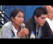 Derly Constanza Cuetia (Colombia), comunicadora. Fotos: CLACPI