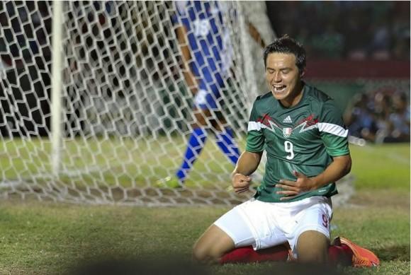 Cuba México Fútbol JCC Veracruz