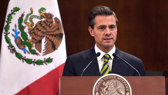 Enrique Peña Nieto. Foto: EFE.