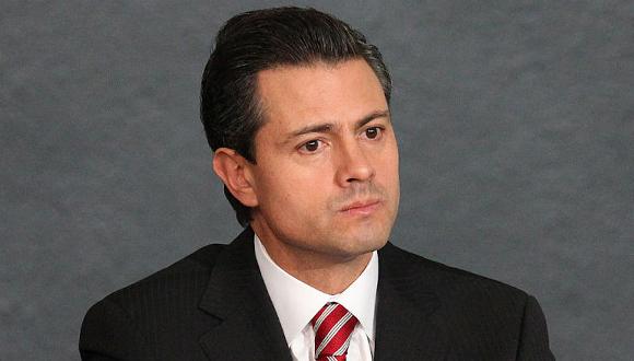 El mandatario Peña Nieto. Foto tomada de www.redpolitica.mx
