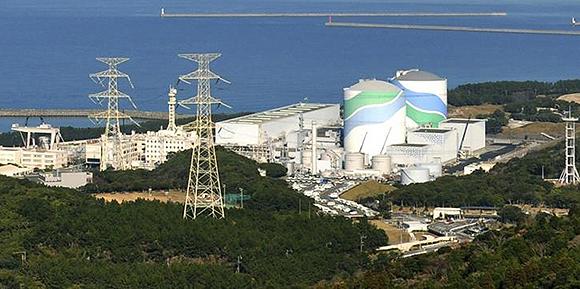 La planta nuclear de Sendai en la prefectura de Kagoshima, al suroeste de Japón. Foto: EFE