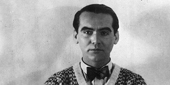 Federico García Lorca. 1898-1936.
