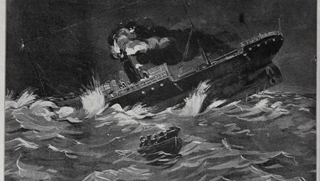 El S.S. Ventnor zarpó desde Nueva Zelanda rumbo a China en 1902, pero desapareció a las 48 horas.