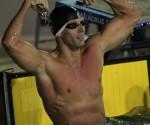 Hansser Garcia, ganó medalla de Oro en los 100 metros libres de natacion, tras más de 6 décadas sin que Cuba obtuviera ese resultado en la prueba reina de la natación. Foto: Ismael Francisco/Cubadebate