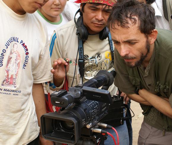 Iván Sanjinés Saavedra (Bolivia ), comunicador. Foto: CLACPI