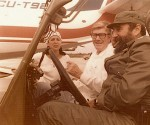 J._Paul_Austin_and_Fidel_Castro_in_Cuba