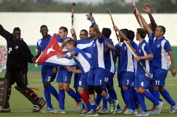 A solo un título Cuba de México en medallero de Veracruz