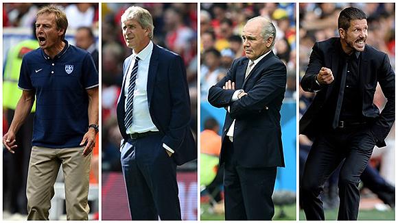 Klinsmann-Pellegrini-Sabella-Simeone