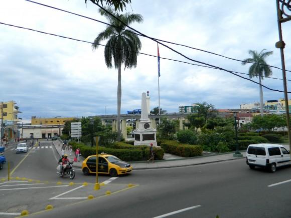 La Plaza de Marte también restaurada Foto: Susana Tesoro/ Cubadebate.