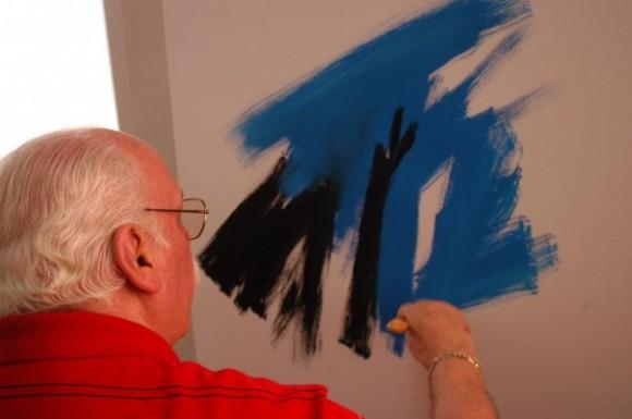 Murió el pintor cubano Salvador Corratgé. Foto: Facebook