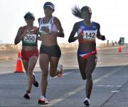 Maraton F Plata para Dailin Belmonte. Foto: Ricardo López Hevia / Granma / Cubadebate