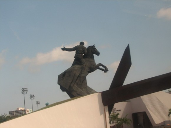 Plaza Antonio Maceo, Santiago de Cuba. Foto: Jose A. Fong Sinovas / Cubadebate