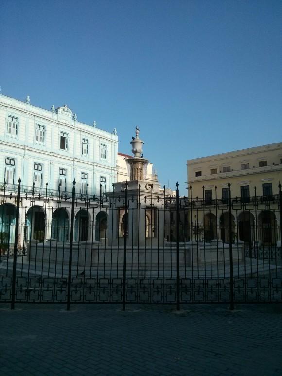 Plaza Vieja. Centro Histórico. La Habana, Cuba. Foto: Dianelys Calzado Pagés / Cubadebate