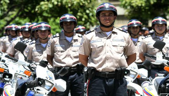 Policía Nacional de Venezuela