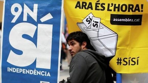 Mayoría de catalanes votó por la independencia