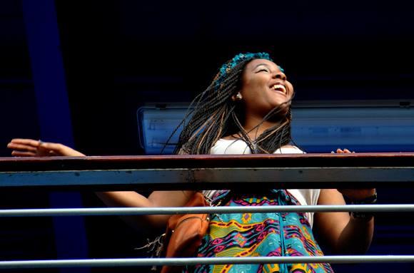 Arribo. Foto: Ladyrene Pérez / Cubadebate.