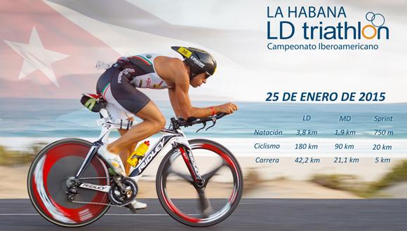Triatlón Iberoamericano de La Habana