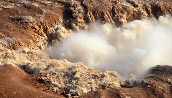 Cataratas del Iguazú en la provincia argentina de Misiones. Foto: Reuters