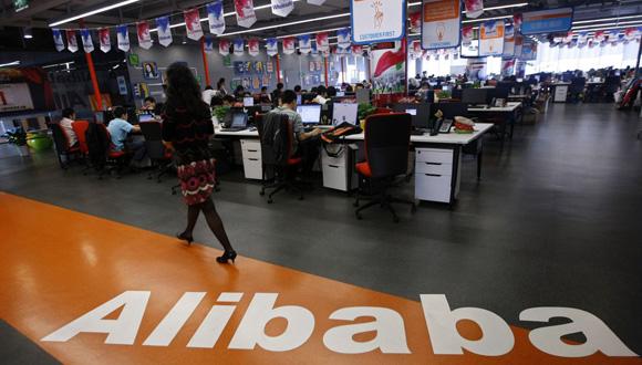 alibaba oficina