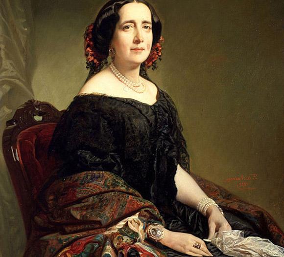 Gertrudis Gómez de Avellaneda.