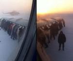 avión Siberia