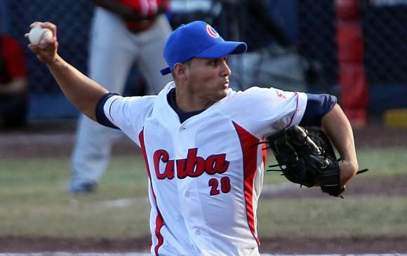 Norge Luis Ruiz ganador del juego.Foto: Ismael Francisco/Cubadebate.