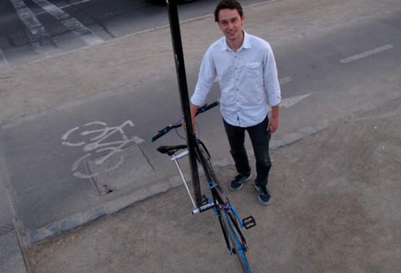 bicicleta anti robos
