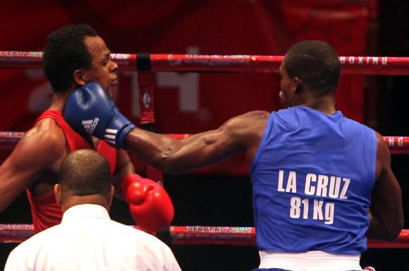 Julio Cesar la Cruz Oro en los 81 kg. Foto: Ismael Francisco/Cubadebate.