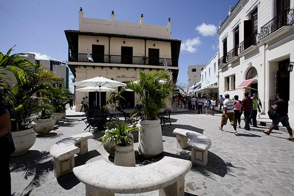 Hostal Camino de Hierro. Foto: Ismael Francisco/Cubadebate.