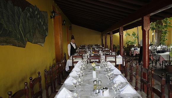 Restaurante La Campana de Toledo. Foto: Ismael Francisco/Cubadebate.