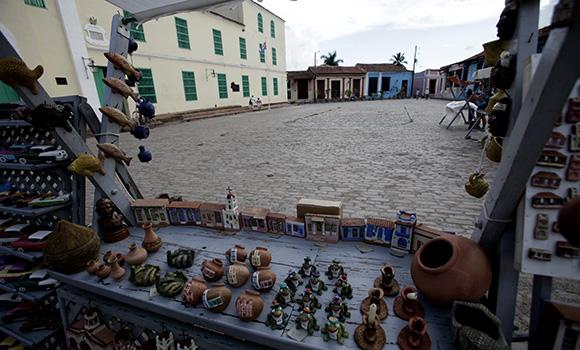 Plaza San Juan de Dios. Foto: Ismael Francisco/Cubadebate.